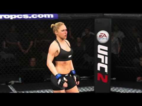Top 5 Submissions - EA SPORTS UFC 2