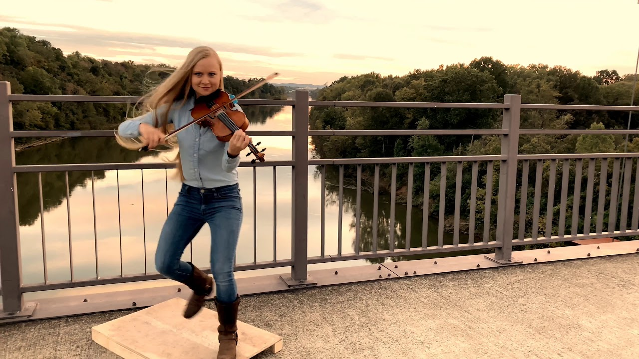 """Soldier's Joy"" Old-Time Appalachain Fiddle and Dance Tune ... Hillary Klug"