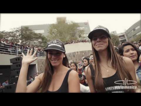 VIDEO: Grupo 5 en la UPC de Monterrico