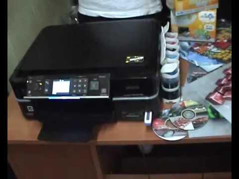 Epson PX720-PX730 Bitmeyen Kartuş Sistemli Yazıcı