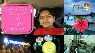 Indian Mom Evening and Night Routine || Evening Vlog by Telugu Mom