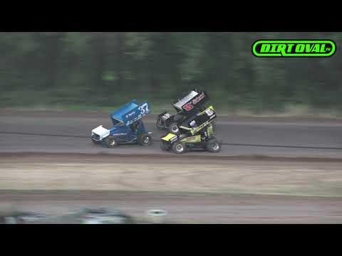 7 12 19 Cottage Grove Speedway Western Sprint Tour Highlights