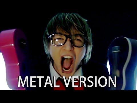 PSY - GENTLEMAN PARODY (Metal Version \m/)