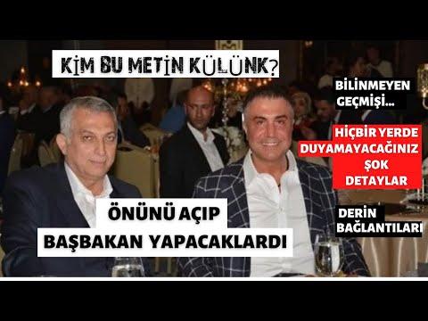 Sedat Peker'in paraya bağladığı Metin Külünk'ün bilinmeyen geçmişi