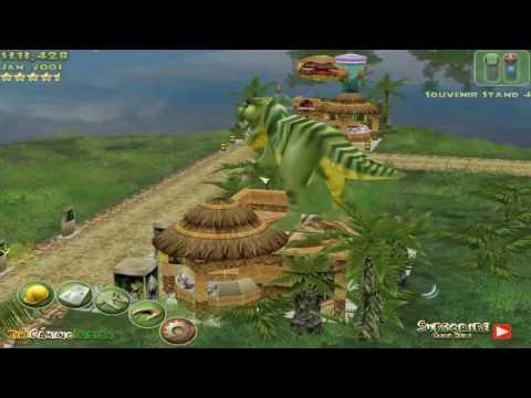 Jurassic Park : Operation Genesis | Part 7 | Expansions (1/2) | TheGamingIndian