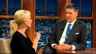 Craig Ferguson 9/5/12E Late Late Show Monica Potter XD