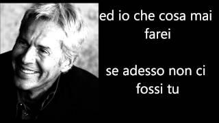 Claudio Baglioni - E Tu Testo Lyrics