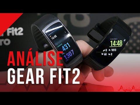 Samsung Gear Fit2 Pro - smartband fitness perdeu o medo de piscina [Análise]
