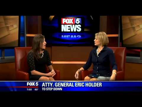 HuffPost's Paige Lavender On FOX 5 Morning News