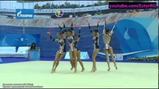 Bulgaria 10 clubs - WC Kazan 2014