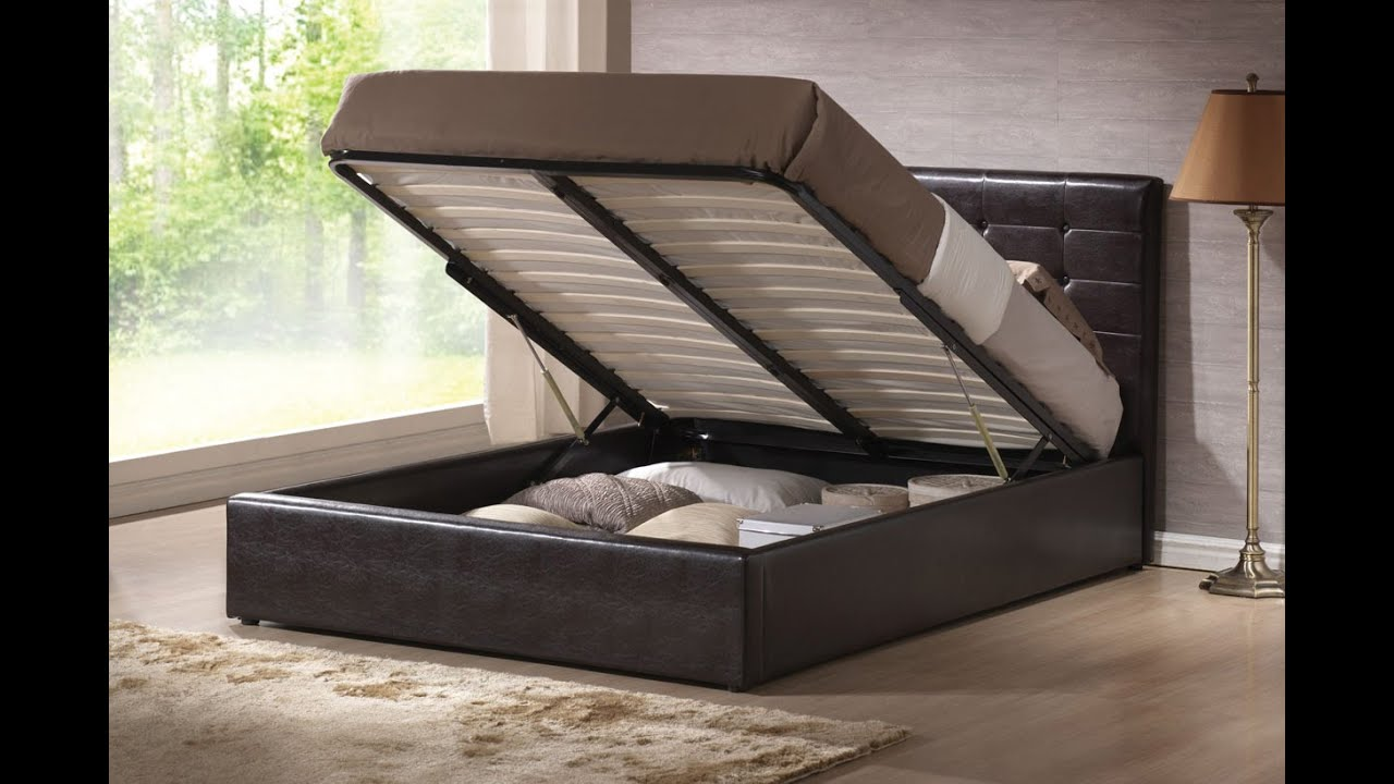 Superieur Beds With Storage Under   YouTube