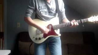 The Real Me- The Who (Guitar Cover)