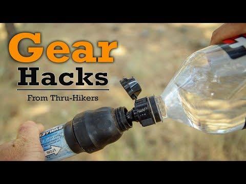 Thru-Hiker Gear Hacks - Ft. Second Chance, Hike Oregon, Bigfoot & Others!