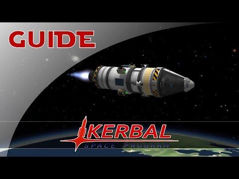 Réussir son Orbite - Guide #4 - Kerbal Space Program