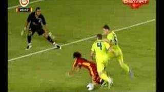 Galatasaray-         Steaua 2-2
