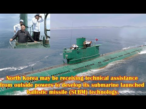 Is China Helping North Korea Build Ballistic Missile Submarines?