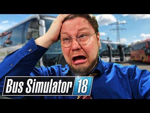 BUSFAHRER geht FAST BANKROTT?! | Bus Simulator 2018