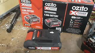 Bunnings Ozito 4.0 AH battery packs tear down. What's inside.