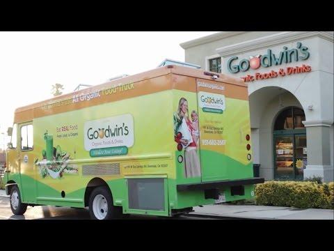 Organic Food Truck Intro