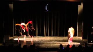 "Triple 8 Dance Company - Flashback: ""日出 Sunrise"" - Shirley Wu"