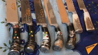 Железное чудо из Чуста: как делают самые известные ножи в мире