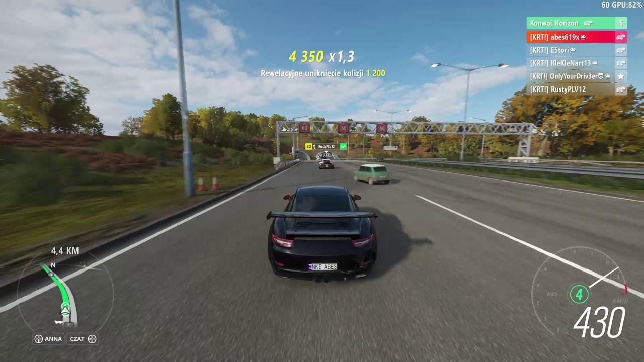 Forza Horizon 4 `Porsche 911 GT3 RS PREORDER MAX POWER ...