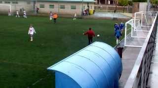 Resumen Rayo Majadahonda -  Alameda de Osuna Inf C 3-3