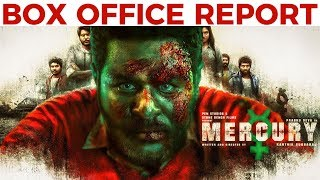 Mercury First week Box Office collection!