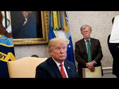 With Bolton Out, Will Trump Give Peace a Chance?