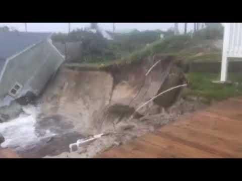 Hurricane IRMA - Vilano Beach