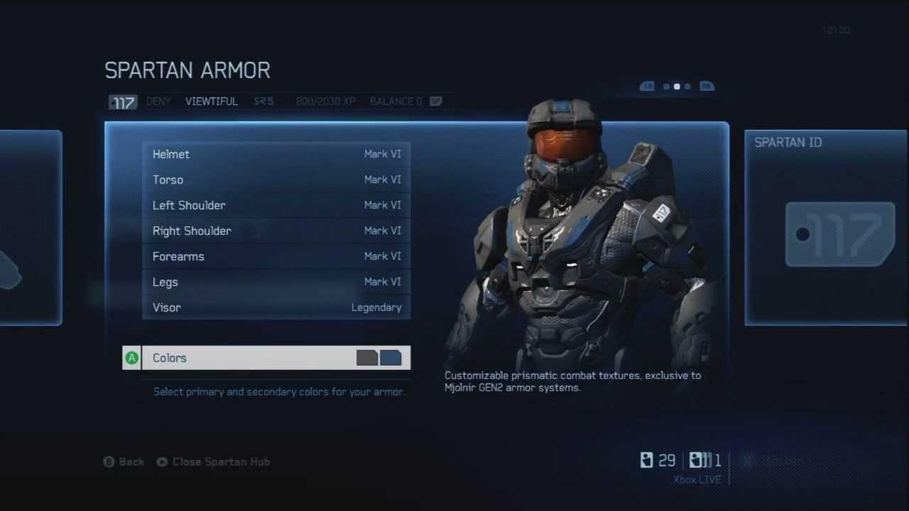 Halo 4 How To Get Mark Iv Armor Unlock Master Chiefs Armor Hd