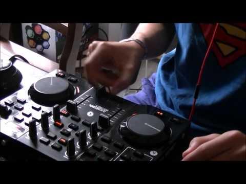 Skrillex Mashup  - DJ KB