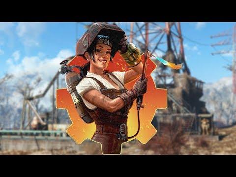 Fallout 4 - Missile Silo Settlement (Community Build)