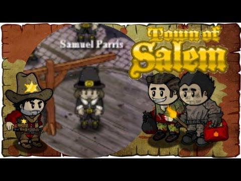 Town of Salem #1 Lasst uns Leute hängen! | Lets Play - TheKlikluk