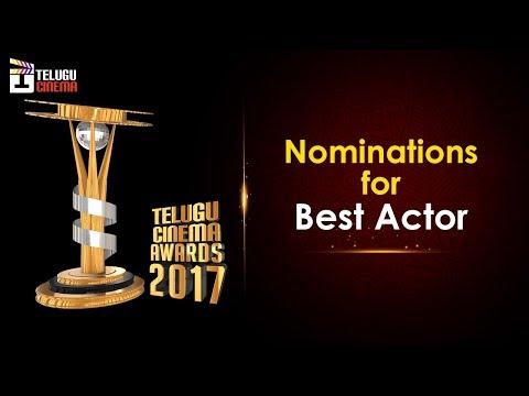 Telugu Cinema Awards 2017   Nominations for Best ACTOR   Prabhas   Jr NTR   Nani   Vijay Devarakonda