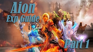 Aion Exp Guide - Patch 5.0