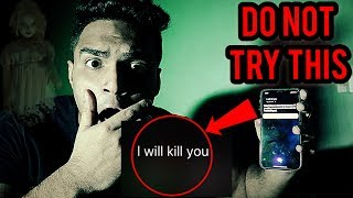 DO NOT TALK TO SIRI AT 3:00 AM *THIS IS WHY* (3 AM CHALLENGE!!)