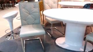 Купить стулья для дома и офиса. Стулья Baso + стол  раскладной ORION (Орион)(, 2016-11-23T13:55:27.000Z)