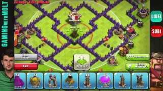 Repeat youtube video Clash of Clans: Awesome TH8 Farming Base