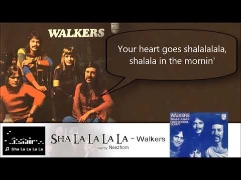 Sha La La La La - Walkers - Instrumental Guitar Cover