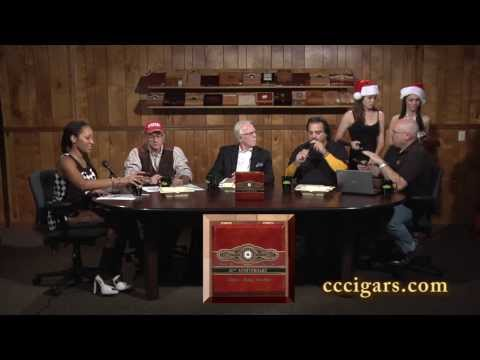"""Cigar Time Show 10 """"Perdomo Review"""" by Cigar Cigars Broadcast 12/17/2013"""