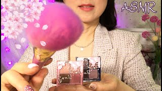 ASMR Doing Your Cherry Blossom…
