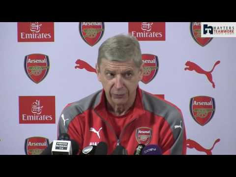 Wenger: We had Alli watched on several occasions