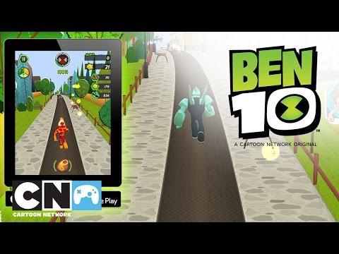 Ben 10 | Ben 10 Up To Speed Playthrough | Cartoon Network