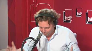 Fabrice Luchini dans La Fable de Raoult - Le billet d'Alex Vizorek