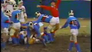 全国高校ラグビー大会第65回 準決勝 大東文化VS熊谷工業