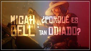 Red Dead Redemption 2 | ¿Por que Micah Bell es tan odiado?