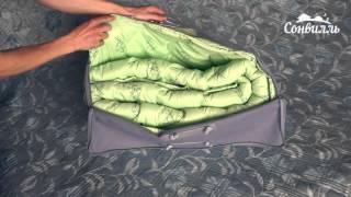 Одеяло Мягкий сон Бамбук арт ОБ 0601у
