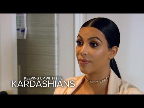 KUWTK | Kim Kardashian and Kris Jenner Make $1M Bet | E!