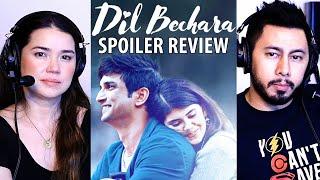 DIL BECHARA Spoiler Review | Sushant Singh Rajput | Sanjana Sanghi | AR Rahman | Saswata Chatterjee